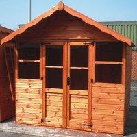 TGB 10ft x 10ft (3m x 3m) Balmoral 22mm Summerhouse