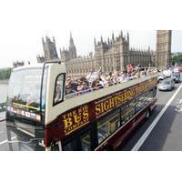 The Big Bus London Tour - Classic Ticket + London Eye