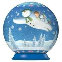 The Snowman Ravensburger 3D Puzzleball 54 piece