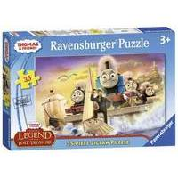 Thomas the Tank Engine: Sodors Legend of the Lost Treasure (35 PC Puzzle)