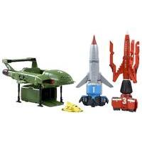Thunderbirds Are Go! - 4 Piece Vehicle Super Set