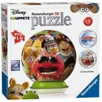 The Muppets 3D Puzzle® 72pc