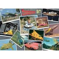 Thunderbirds 3x500 Piece Puzzles Collector\'s Box Set Vol. 1