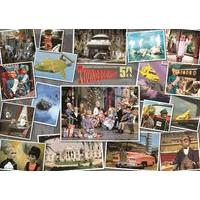 Thunderbirds 50th Anniversary 1000 Piece Jigsaw Puzzle