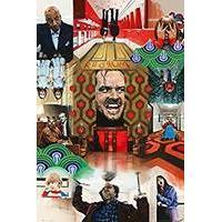 The Shining Paul Stone Movie Film Poster