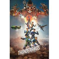 Thunderbirds Are Go Movie Film Poster