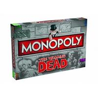 The Walking Dead Monopoly Survival Edition