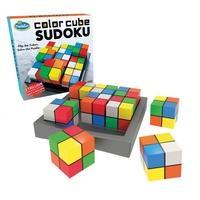 Think Fun - Colour Cube Sudoku