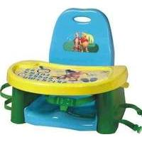 The First Years Winnie the Pooh Swing Tray Booster Seat