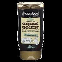 The Groovy Food Company Premium Agave Nectar Rich & Dark 250ml - 250 ml