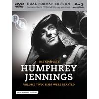 The Complete Humphrey Jennings Volume Two: Fires Were Started (DVD & Blu-ray) [1941]