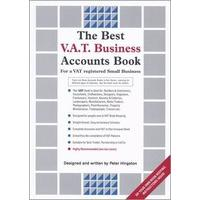 The Best V.A.T. Business Accounts Book : For a VAT Registered Small Business