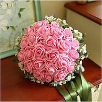 The Bride\'s Wedding Bouquet Of Flowers/Props/Wedding Bouquet/Bridal Bouquet
