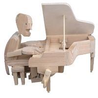 Timberkits Pianist Model
