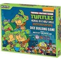 Tmnt Dice Masters: Heroes In A Half Shell Box Set (teenage Mutant Ninja Turtles)