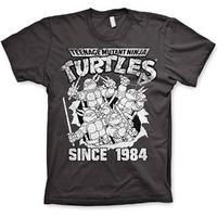 TMNT Since 1984 T Shirt - Teenage Mutant Ninja Turtles