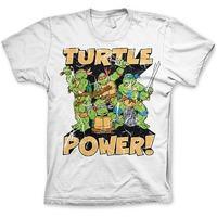 TMNT Turtle Power T Shirt - Teenage Mutant Ninja Turtles