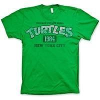 TMNT New York City 1984 T Shirt - Teenage Mutant Ninja Turtles