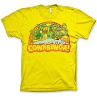 TMNT Cowabunga Surfers T Shirt - Teenage Mutant Ninja Turtles