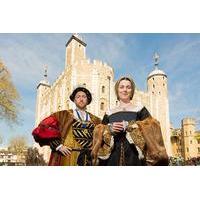 Tower of London + London Eye & Madame Tussauds