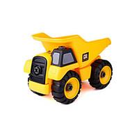 Toys Model Building Toy Excavating Machinery Plastic