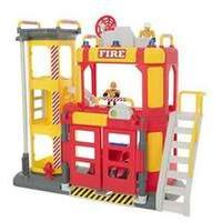 Tonka Town Fire Station