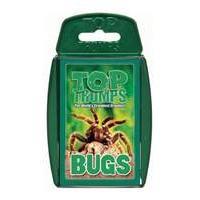 Top Trumps Classic - Bugs