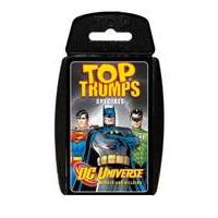 Top Trumps DC Universe