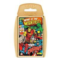 Top Trumps Marvel Comics
