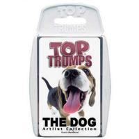 Top Trumps Classic Cards - The Dog