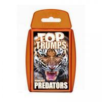 Top Trumps Classic Cards - Predators