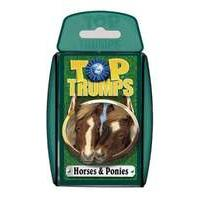 Top Trumps Horses and Ponies