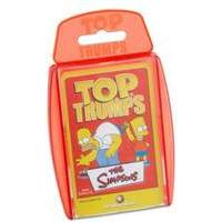 Top Trumps: The Simpsons