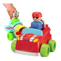 Tomy Push N Go Vehicle Assorted Designs