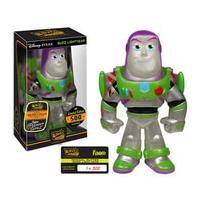 Toy Story Buzz Lightyear Clear Glitter Hikari Sofubi Vinyl Figure