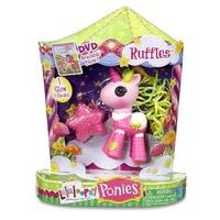 Toy - Lalaloopsy Ponies - Ruffles - Approx 3.5\