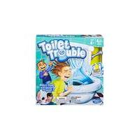 Toilet Trouble From Hasbro Gaming.