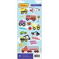 Tonka Kids Cardstock Stickers