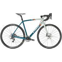 Trek Boone 7 Disc Cyclocross Bike 2017 Grey/Aqua
