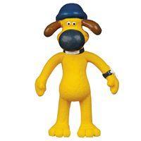 Trixie Shaun the Sheep Bitzer Dog Toy - 11 x 10.5 x 18 cm (L x W x H)