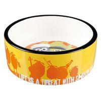 Trixie Shaun the Sheep Ceramic Dog Bowl - 0.3 litre