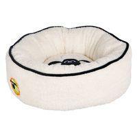 Trixie Shaun the Sheep Dog Snuggle Bed - Diameter 50cm x H 20cm