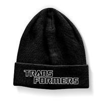 Transformers Logo Beanie