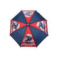 Trade Mark Collections Thomas Ride The Rails Umbrella (blue/red)