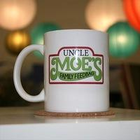 Uncle Moe\'s Family Feedbag Mug - Inspired by The Simpsons