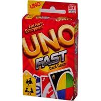 Uno Fast Card Game - Damaged