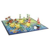 United Labels - SpongeBob SquarePants Board Game Never Mind!