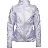 Under Armour Womens ColdGear Infrared Full Zip Running Jacket Light Purple