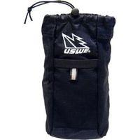 Uswe Hydration Chest Pocket. Compatible With All Uswe 4-point Harnesses Black