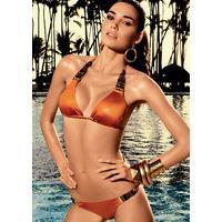 Vacanze Italiane Gold Label Senape Plunge Bikini
